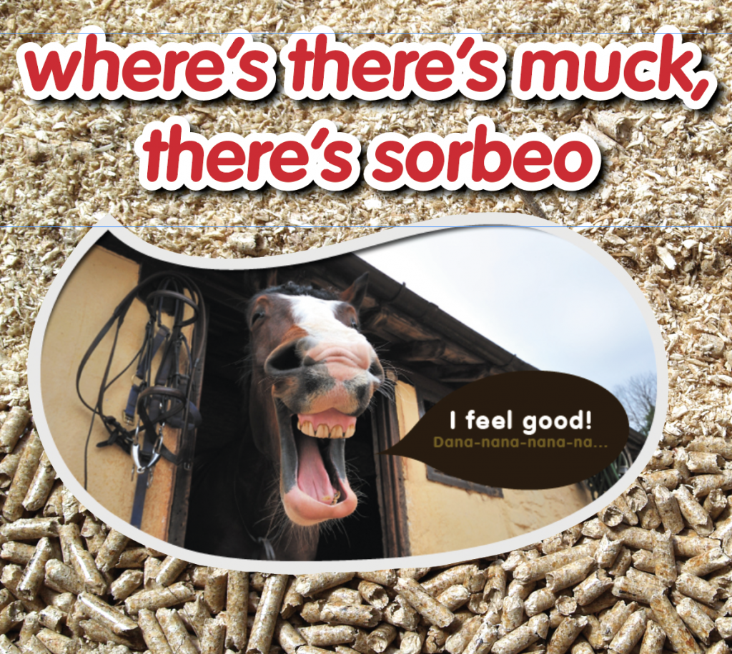 where there's muck, there's sorbeo
