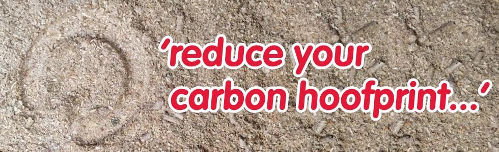 carbon hoofprint