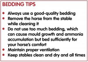 types of bedding