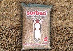 horse bedding suppliers sorbeo